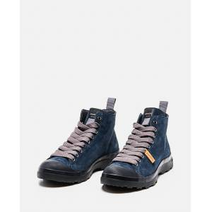 Panchic Ankle boots P03 - Grey - male - Size: 42