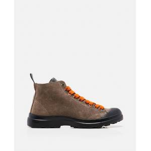 Panchic Ankle boots P03 - Grey - male - Size: 43