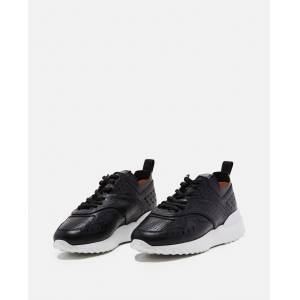 Tod's Smooth leather sneaker - Black - female - Size: 40