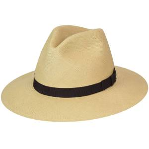 Bailey of Hollywood Ardit Fedora  - Dark Natural,Brown - Size: M