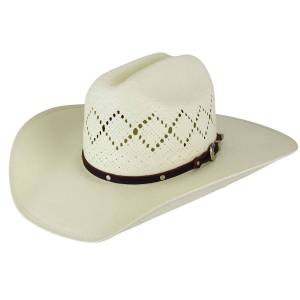 Western Digital Hoxie 7X Western Hat  - Natural - Size: 6 7/8