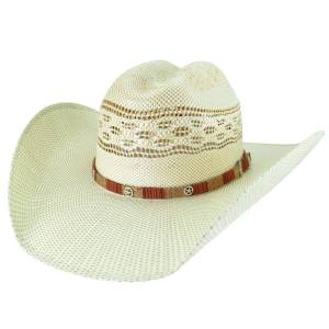 Western Digital Spradley Bangora Western Hat  - Sand,Beige - Size: 6 5/8