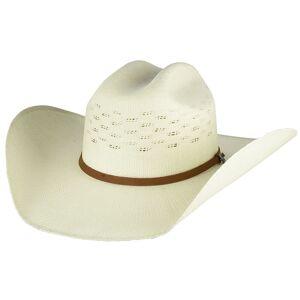 Western Digital Big Bend Bangora Western Hat  - Ivory - Size: 6 3/4
