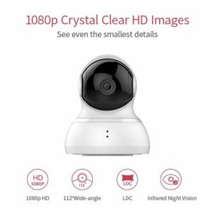 Bluemar Promotions YI H20 Dome Camera White