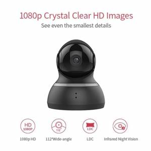 Bluemar Promotions YI H20 Dome Camera Black