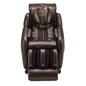 Johnson Health Tech Trading, Inc Jin Deluxe L-Track Massage Chair w/ Zero Gravity in Black