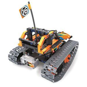Innovative Designs Brookstone Build-Your-Own R/C Stunt Car in Orange/grey