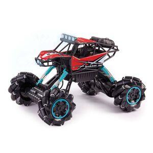 Innovative Designs Brookstone Drift Dance King R/C Truck in Black/red