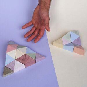 Planbureau Logifaces Beginner 9 Piece Puzzle in Supercolor