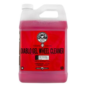 Chemical Guys Diablo Gel Oxygen Infused Foam Wheel And Rim Cleaner    Remove Grime, Buildup   Car Detailing   Chemical Guys