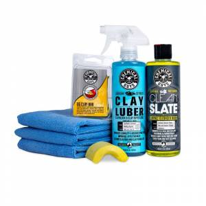Chemical Guys Quick Tease-Clay Your Ride   Car Detailing   Chemical Guys