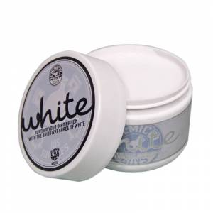 Chemical Guys White Car Wax For White And Light Colored Cars    Remove Grime, Buildup   Car Detailing   Chemical Guys