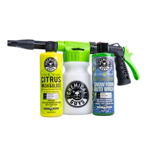 Chemical Guys Foam Blaster 6 & Soaps Kit    Remove Grime, Buildup   Car Detailing   Chemical Guys