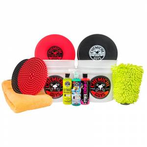Chemical Guys Scratch Free Car Wash And Dry Kit   Car Detailing   Car Scratch Remover   Chemical Guys