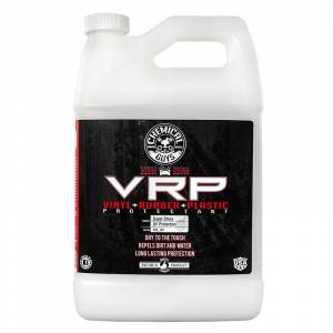 Chemical Guys Vrp Vinyl, Rubber, Plastic Shine And Protectant   Car Detailing   Chemical Guys