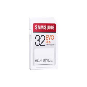 Samsung EVO Plus SDHC Full-size SD Card 32GB(MB-SC32H/AM)
