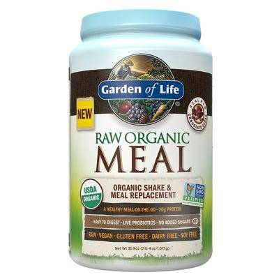 Garden of Life RAW Organic Meal Chocolate 35.9 oz (1,017 g)