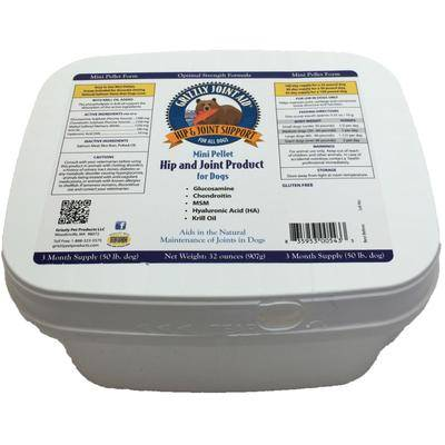 Grizzly Pet Products Grizzly Joint Aid for Dogs Mini Pellets 32 oz