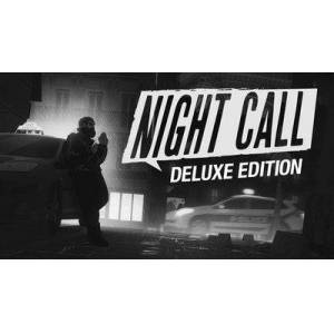 Raw Fury Night Call Deluxe Edition