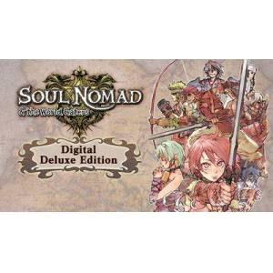 NIS America Inc. Soul Nomad & the World Eaters - Digital Deluxe Edition