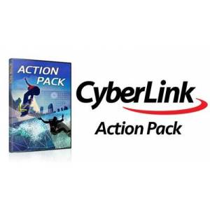 CyberLink Action Pack for CyberLink PowerDirector & CyberLink ActionDirector