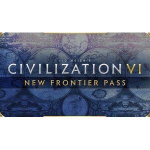2K Games Sid Meier's Civilization VI - New Frontier Pass