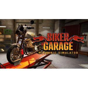BeardedBrothers.games Biker Garage: Mechanic Simulator