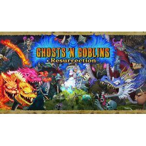 CAPCOM Ghosts 'n Goblins Resurrection