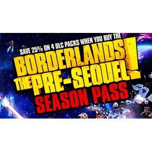 2K Games Borderlands: The Pre-Sequel Season Pass DLC