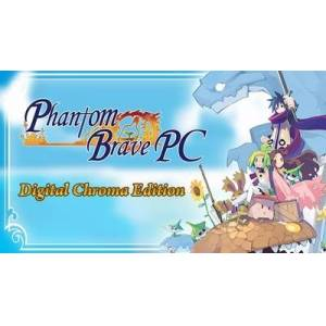 NIS America Inc. Phantom Brave PC: Digital Chroma Edition