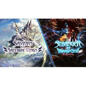 NIS America Inc. Saviors of Sapphire Wings / Stranger of Sword City Revisited
