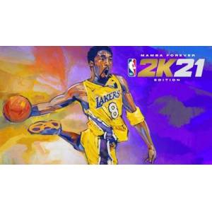 2K Games NBA 2K21 Mamba Forever Edition