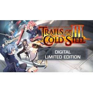 NIS America Inc. The Legend of Heroes: Trails of Cold Steel III - Digital Limited Edition