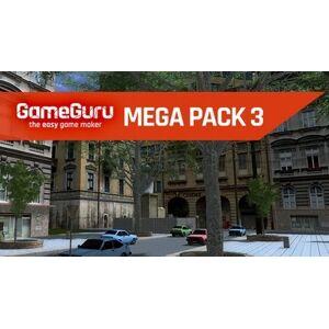 The Game Creators GameGuru Mega Pack 3 DLC