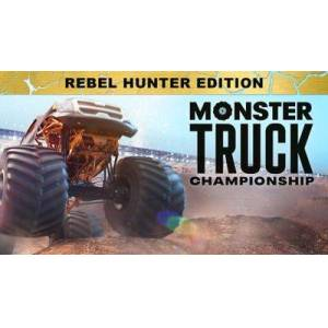 Nacon Monster Truck Championship - Rebel Hunter Edition