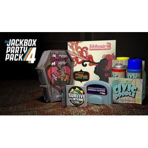 Jackbox Games Inc. The Jackbox Party Pack 4