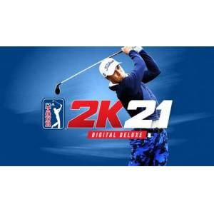 2K Games PGA TOUR 2K21 - Digital Deluxe Edition