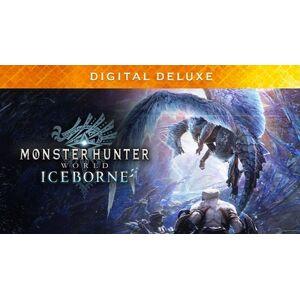 CAPCOM Monster Hunter World: Iceborne Digital Deluxe