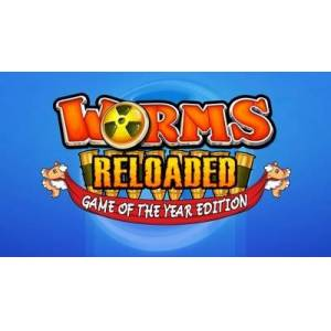 Team17 Digital Ltd Worms Reloaded: Game of the Year Edition