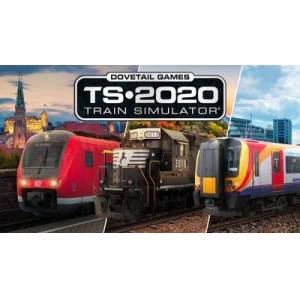 Dovetail Games  Trains Train Simulator 2020