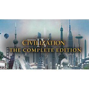 2K Games Sid Meier's Civilization IV: The Complete Edition