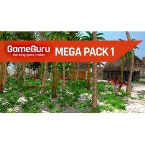The Game Creators GameGuru Mega Pack 1 DLC