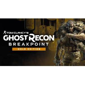 Ubisoft Tom Clancy's Ghost Recon Breakpoint - Gold Edition