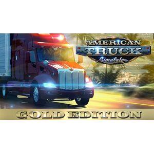 SCS Software American Truck Simulator Gold