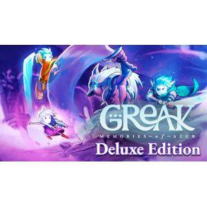 Fanatical Greak: Memories of Azur - Deluxe Edition