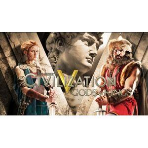 2K Games Sid Meier's Civilization V - Gods and Kings DLC