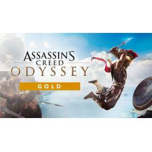 Ubisoft Assassin's Creed Odyssey: Gold Edition