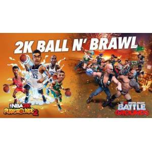 2K Games 2K Ball N Brawl Bundle