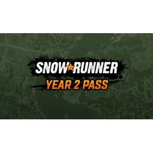 Focus Home Interactive SnowRunner - Year 2 Pass