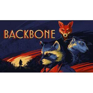 Raw Fury Backbone